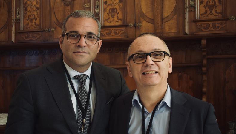 Arman Sarhaddar, MCLago Mitglied sowie Gründer und CEO von Vault Security Systems und ihrem Produkt iVAULT