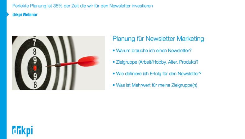Erfolgreiches Newsletter Marketing: 3 Fragen die es abzuklären gilt.
